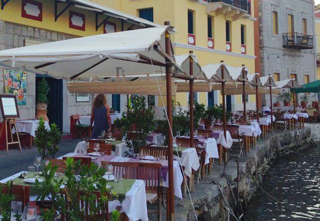 Restaurant Vaporetta tradition and quality